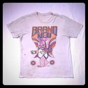 Brand New Shirts - Brand New Band Tee Medium Gift